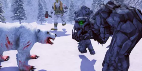 Polar Bear Simulator на Андроид
