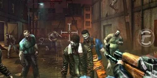 Зомби Dead на Андроид