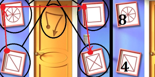 100 Дверей Головоломка на Андроид