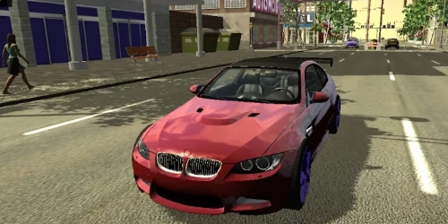 Car Parking Multiplayer на Андроид