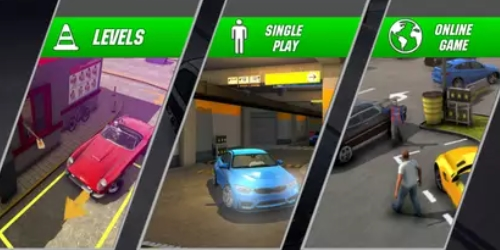 Car Parking Multiplayer на Андроид