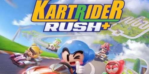 KartRider Rush на Андроид