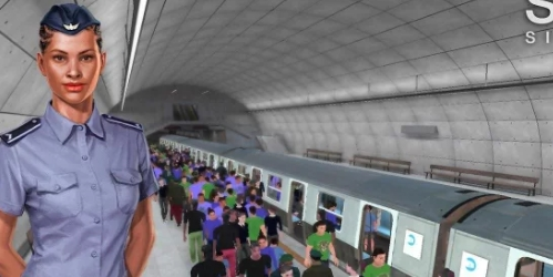 Subway Simulator 3D на Андроид