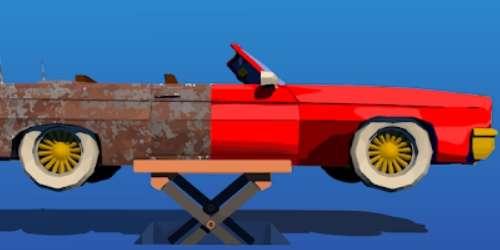Car Restoration 3D на Андроид
