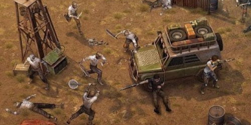 Dawn of Zombies Survival на Андроид