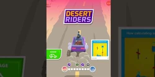 Desert Riders на Андроид