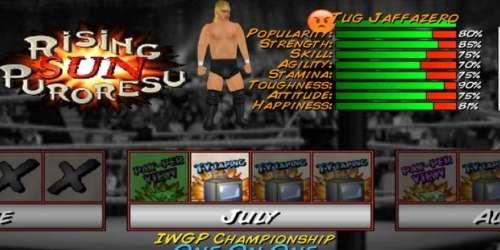 Wrestling Revolution 3D на Андроид