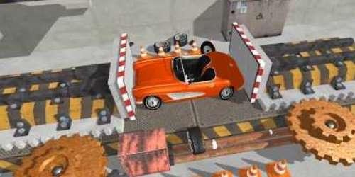 Car Crusher на Андроид