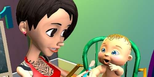 Mother Simulator на Андроид