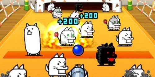 The Battle Cats на Андроид