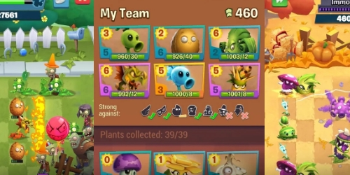 Plants vs. Zombies 3 на Андроид