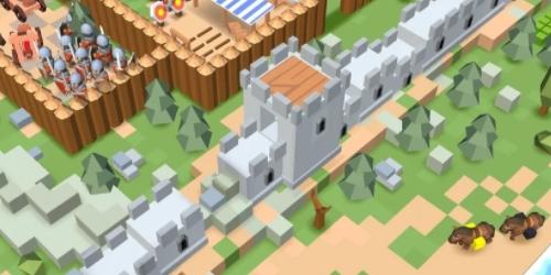 Siege up на Андроид