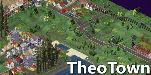 TheoTown на Андроид