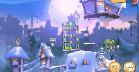 Angry Birds Blast на Андроид