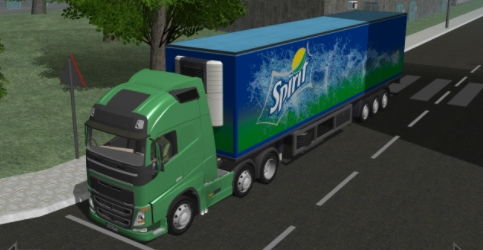 Cargo Transport на Андроид