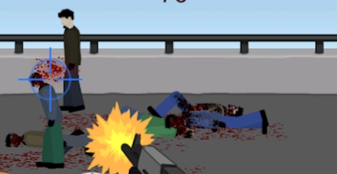 Flat Zombies Defense на Андроид