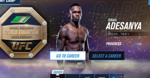 UFC Beta на Андроид