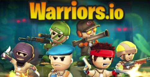 Warriors.io на Андроид