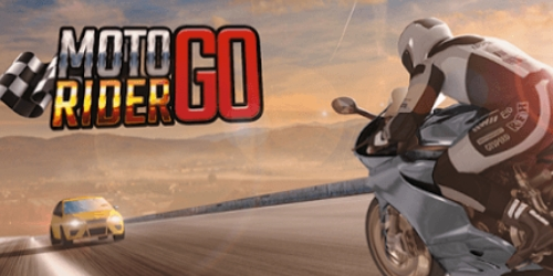 Moto Rider GO на Андроид