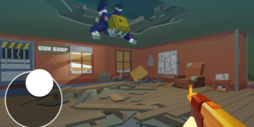 Pixel Combat Zombies Strike на Андроид