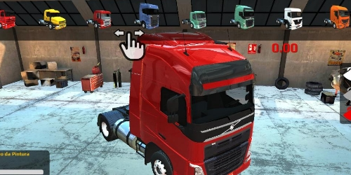 World Truck Driving на Андроид
