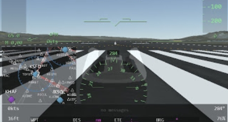 Infinite Flight Simulator на Андроид