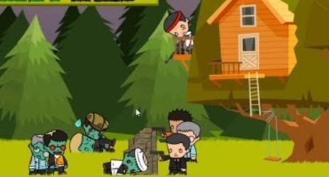 Zombie Forest HD на Андроид