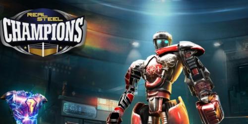 Real Steel Champions на Андроид