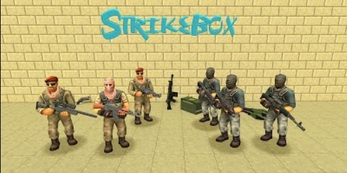 StrikeBox на Андроид