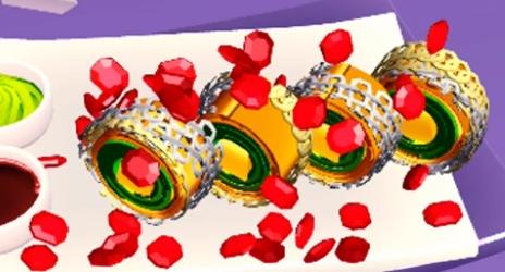 Sushi Roll 3D на Андроид