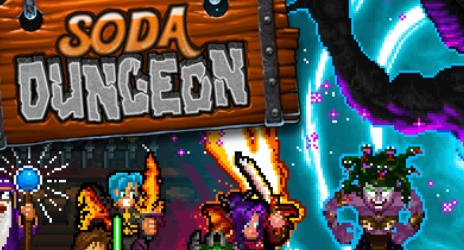 Soda Dungeon на Андроид