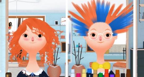 Toca Hair Salon 4 на Андроид