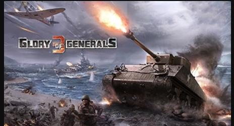 Glory of Generals 3 на Андроид