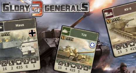 Glory of Generals 3 на Андроид