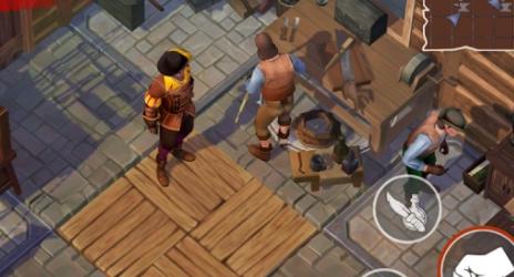 Mutiny Пираты на Андроид