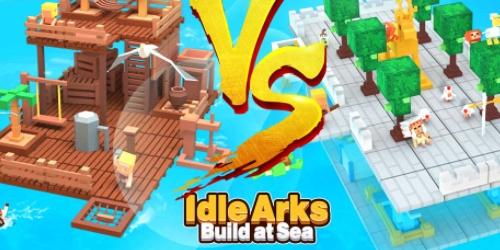 Idle Arks на Андроид