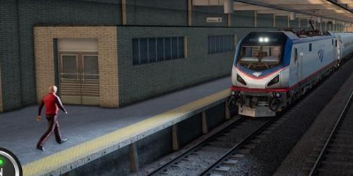 Train Simulator на Андроид